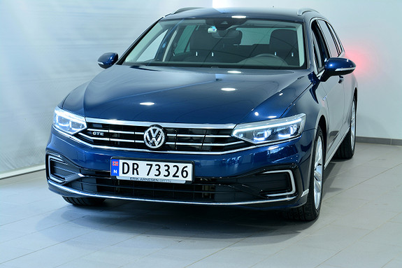 Volkswagen Passat GTE  2020, 56500 km, kr 389900,-