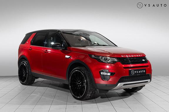 VS Auto - Land Rover Discovery Sport