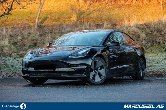 Tesla Model 3 LR AWD AP/H.FESTE/VARMEPUMPE/S+ V  2020, 1500 km, kr 515000,-