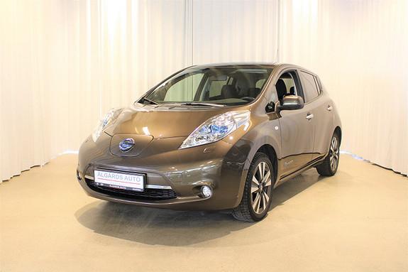 Nissan Leaf Nordic 30kWh NORSK-VINTERPAKKE-HURTIGLADING-VARMEPUMPE  2016, 95000 km, kr 129000,-
