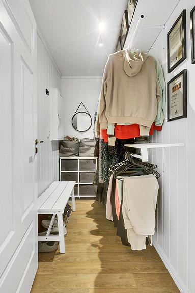 Hovedplan - Walk-in-garderobe