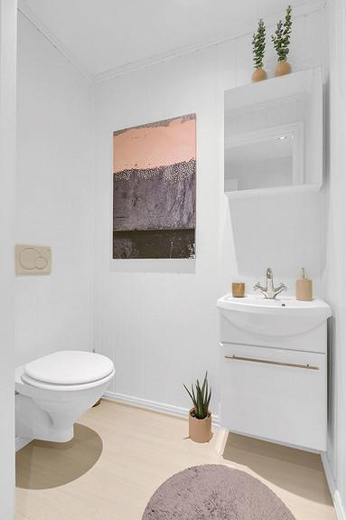 Hovedplan - WC-rom