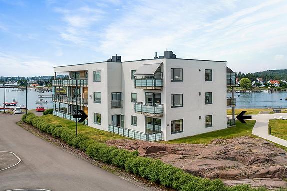 Lekker leilighet med 3 soverom på attraktive og fredelige Jarlsø