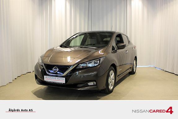 Nissan Leaf 40kWh Tekna -NORSK-VINTERPAKKE-PRO PILOT-E PEDAL  2020, 5500 km, kr 269000,-