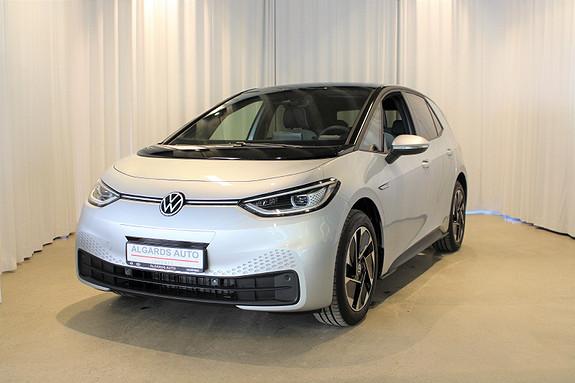 Volkswagen ID.3 Pro Performance Business NY BIL-RYGGEKAMERA-WLTP 420KM  2021, 11 km, kr 359000,-