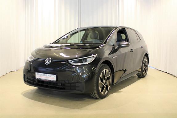 Volkswagen ID.3 Pro Performance Business -NY BIL-RYGGEKAMERA-WLTP 420KM  2021, 10 km, kr 359000,-