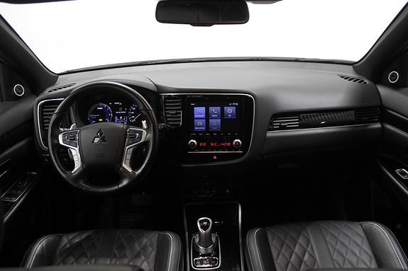 Bilbilde: Mitsubishi Outlander