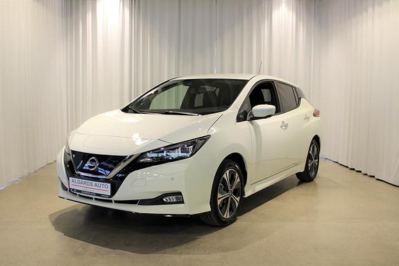 Nissan Leaf 40kWh Acenta -LEASINGKAMPANJE-  2021, 10 km