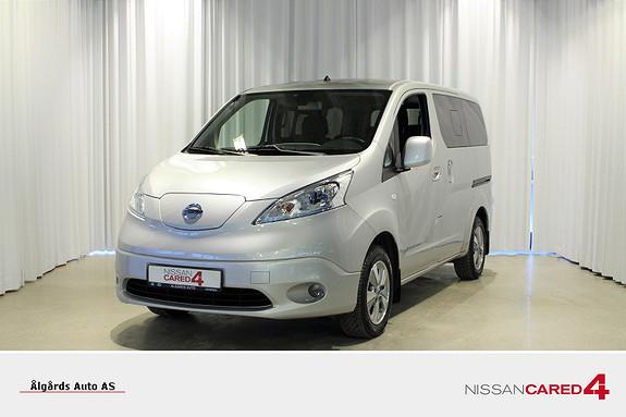 Nissan e-NV200 40 kWt Evalia 100% Elektrisk 7 seter VINTERPAK  2020, 1950 km, kr 309000,-