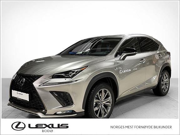 Lexus NX 300h F Sport   GRATIS FRAKT   SUN   4WD   Hybrid    2021, 3000 km, kr 689000,-