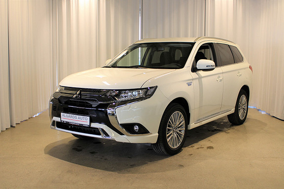 Mitsubishi Outlander Basis -NY BIL-4WD-AUTOMAT-KAMERA-KEYLESS-  2020, 15 km, kr 409000,-