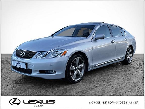 Lexus GS 300   GRATIS FRAKT   V6 249hk   Ryggekamera  2005, 203900 km, kr 129000,-