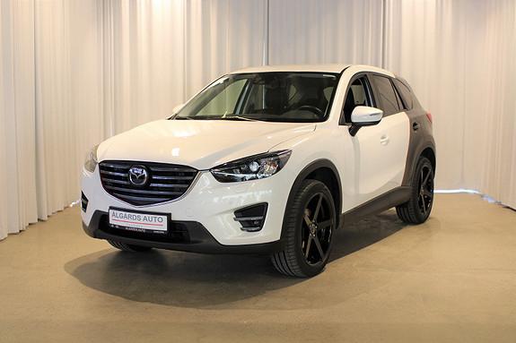 Mazda CX-5 2,5 192hk Optimum AWD aut -AUTOMAT-4WD-SKINN-NAVI-  2016, 33000 km, kr 309000,-