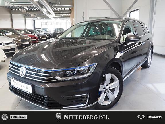 Volkswagen Passat GTE Highline - H-Feste -LED High - Adapt Cruise++  2018, 60000 km, kr 279000,-