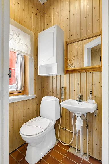 1. etasje - Vaskerom WC