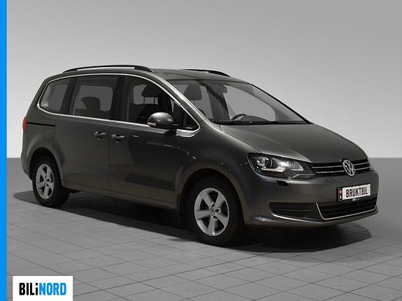 Bilbilde: Volkswagen Sharan