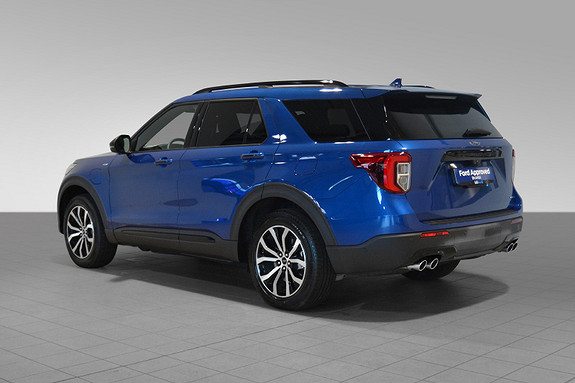 Bilbilde: Ford Explorer