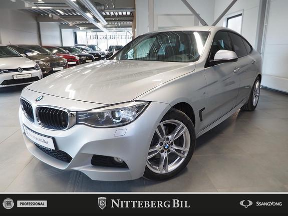 BMW 3-serie GT 320D - X-Drive - M-Sport - Navi - Dab -  2014, 172000 km, kr 239000,-