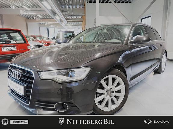 Audi A6 Avant 2,8 FSI 204 hk quattro S tronic - Dab - Navi -  2013, 143500 km, kr 249000,-