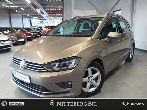 Volkswagen Golf Sportsvan 2.0TDI - 150Hk - Highline - Webasto -  2016, 97000 km, kr 189000,-