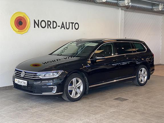 Volkswagen Passat 1.4  GTE HYBRID/KROK/SKINN/LED  2018, 43000 km, kr 5000,-