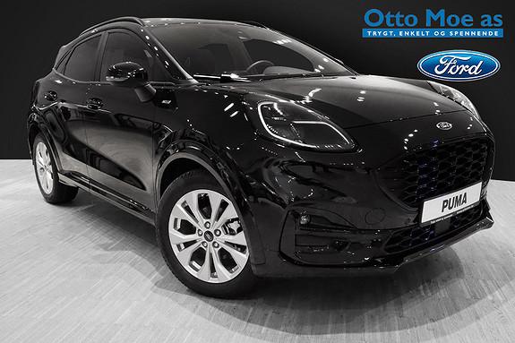 Ford Puma 1,0 EcoBoost 155hk mHEV ST-Line Design pk, Vinter pk  2020, 5000 km, kr 379900,-