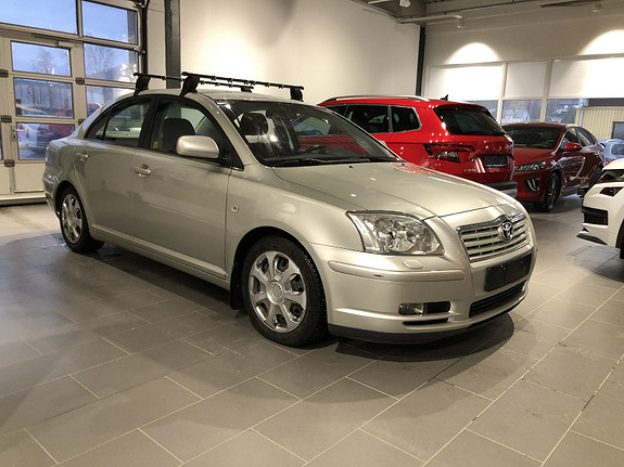 Toyota Avensis 2,0 D-4D Sol EU- Godkjent til Februar 2023  2005, 160000 km, kr 49000,-