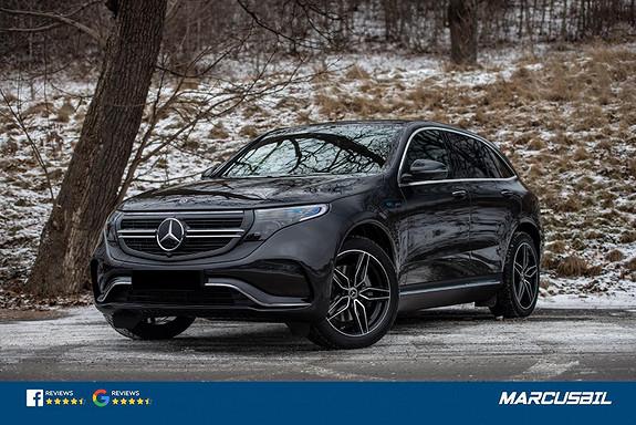 """Mercedes-Benz EQC 400/4MATIC/AMG/H.HESTE/BURMESTER/21""""/NORSK  2021, 1000 km, kr 739000,-"""