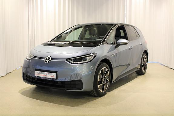 Volkswagen ID.3 Pro Performance Business  2021, 15 km, kr 359000,-