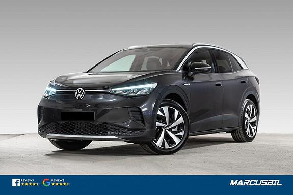 Volkswagen ID.4 1ST MAX PRO PERFORM., SUV, H-FESTE, S/V, 77KWH, WLTP517  2021, 350 km, kr 529000,-