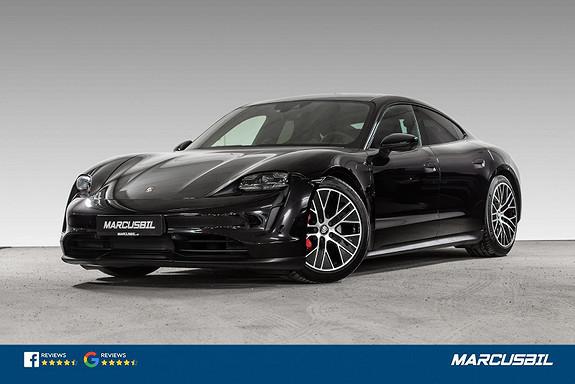 Porsche Taycan 4S 4+1/MATRIX/GLASSTAK/18-VEIS/SPORT CHRONO  2020, 4500 km