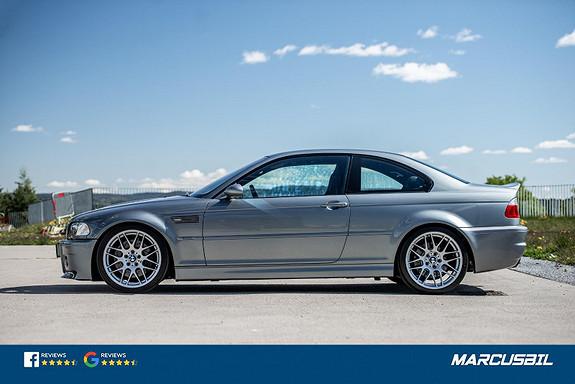 BMW M3 CSL Original , Samlerbil, Super strøken MÅ SEES!  2003, kr 875000,-