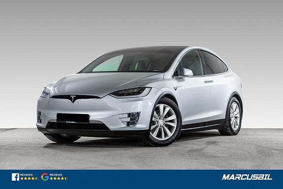 Tesla Model X 75D AP/5S/LUFT/H.FESTE/S+ V/GRATIS LADING  2017, 65000 km, kr 519900,-