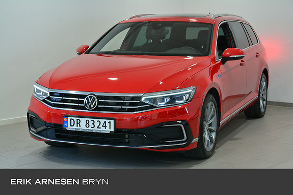 Volkswagen Passat 1,4 TSI 218hk Exclusive aut Webasto, Krok  2021, 11000 km, kr 519900,-