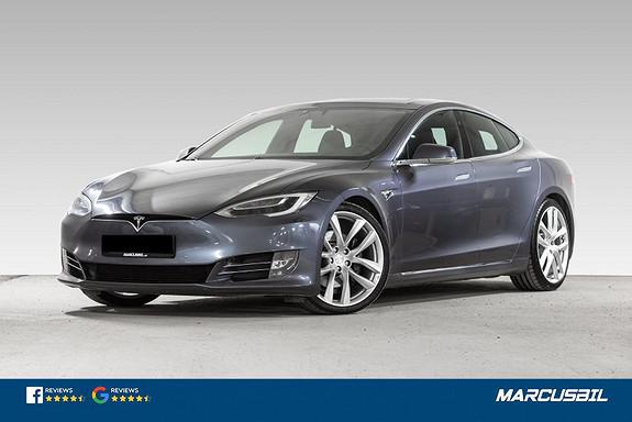 Tesla Model S 100D LUFT/SOLTAK/VINTER/HEPA/  2017, 121300 km, kr 499900,-