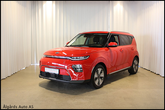 Kia Soul e-Soul 64 kWh Active  2020, 3100 km, kr 359000,-