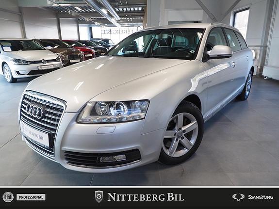 Audi A6 2.0 TDI 170HK - Xenon - Dab - Isofix -  2011, 154000 km, kr 129000,-