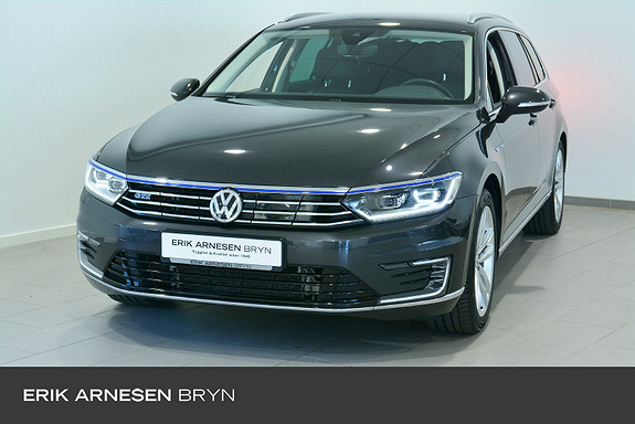 Volkswagen Passat 1,4 TSI 218hk Exclusive aut Webasto, Krok, Active info  2018, 52800 km, kr 329900,-