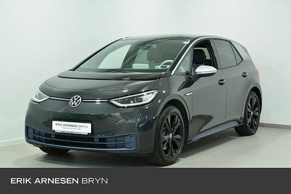 Volkswagen ID.3 1st plus Led Matrix, Keyless, ACC, Navi++  2021, 4811 km, kr 349900,-