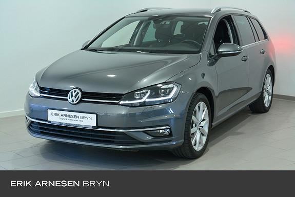 Volkswagen Golf Stv 1,4 TSI 150hk Highline DSG Webasto, Krok  2017, 44844 km, kr 239900,-