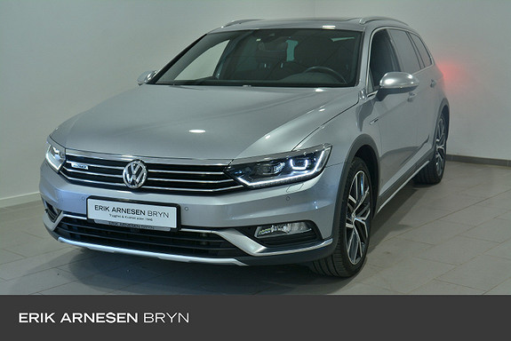 Volkswagen Passat Alltrack 2,0 TDI 190hk 4MOTION aut Krok, Webasto, Dynaudio  2018, 23100 km, kr 469900,-