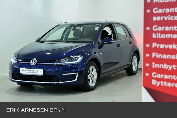 Volkswagen Golf Facelift 136hk 300KM Active info, Kamera, Varmepumpe  2018, 64900 km, kr 204900,-