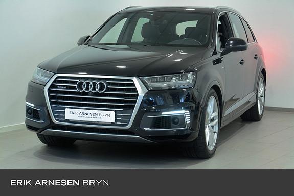 Audi Q7 Audi Q7 e-tron quattro 373 hk 5-s Webasto, BOSE, Pano  2017, 67700 km, kr 689900,-