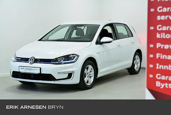 Volkswagen Golf Facelift 136hk 300KM Varmepumpe, Navi, ACC + +  2018, 44100 km, kr 219900,-