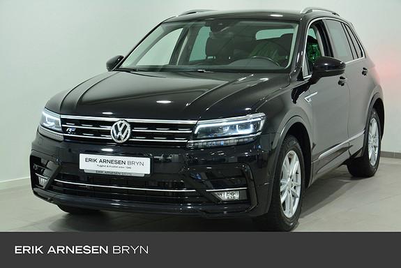 Volkswagen Tiguan 2,0 TDI 190hk 4M R-Line Exclusive DSG Webasto, Krok,  2018, 55000 km, kr 459900,-