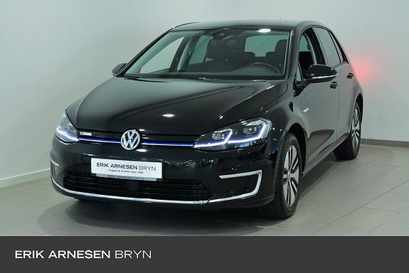 Volkswagen Golf Facelift 136hk Active info, Skinn, Sikkerhetspakke, LED  2019, 33800 km, kr 249900,-