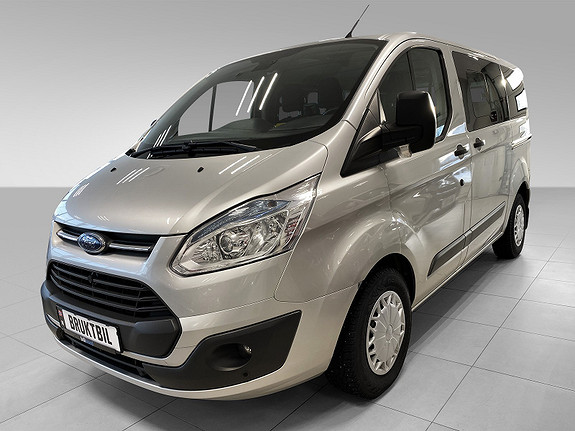 Bilbilde: Ford Tourneo Custom