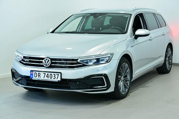Volkswagen Passat GTE 1,4 TSI 218hk DSG PLUG-IN HYBRID  2020, 39900 km, kr 409900,-