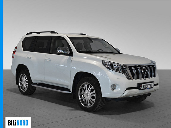 Bilbilde: Toyota Land Cruiser