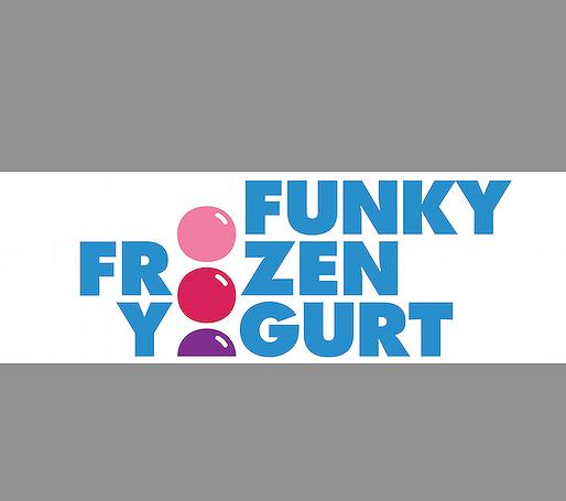 Funky Frozen Yogurt As